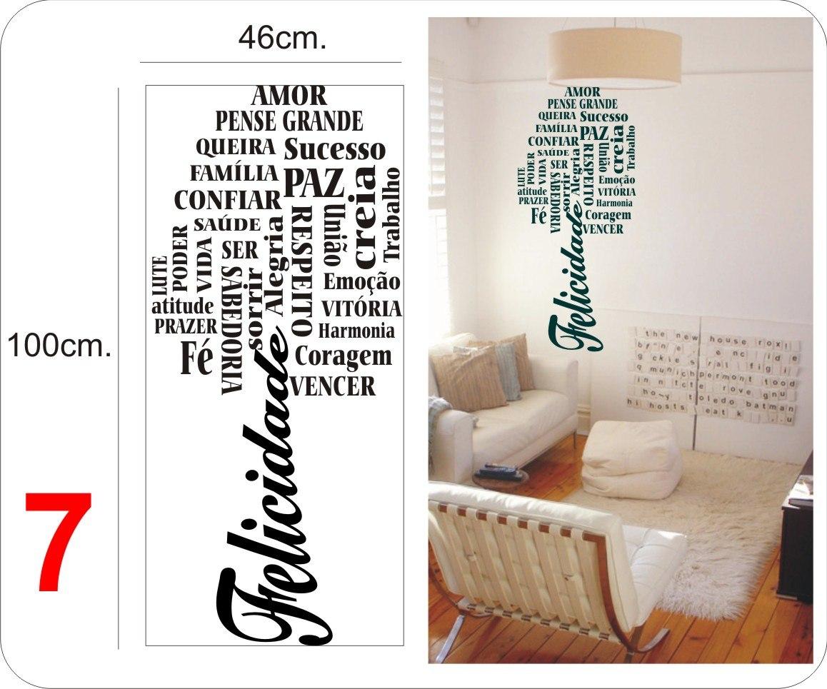 Adesivos Decorativos De Parede Mandalas ~ Adesivo Decorativo De Parede, Lindas Frases 2011 R$ 32,98 em Mercado Livre