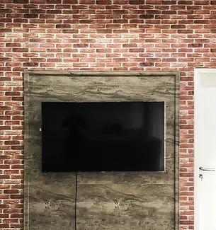 adesivo decorativo envelopamento móveis e parede 4mx1,22m