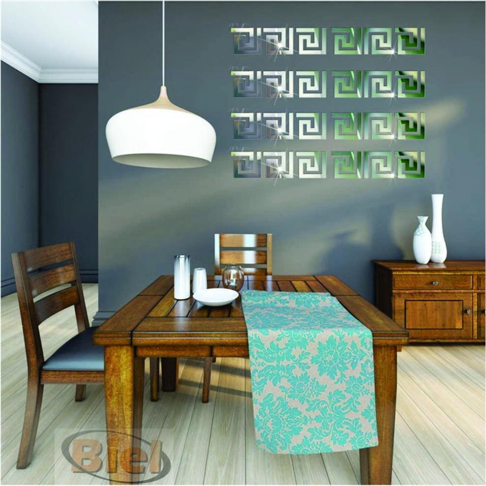 Adesivo Decorativo Espelhado Dourado Decorar Sala R 1 00 Em  -> Adesivo Para Decoracao De Sala