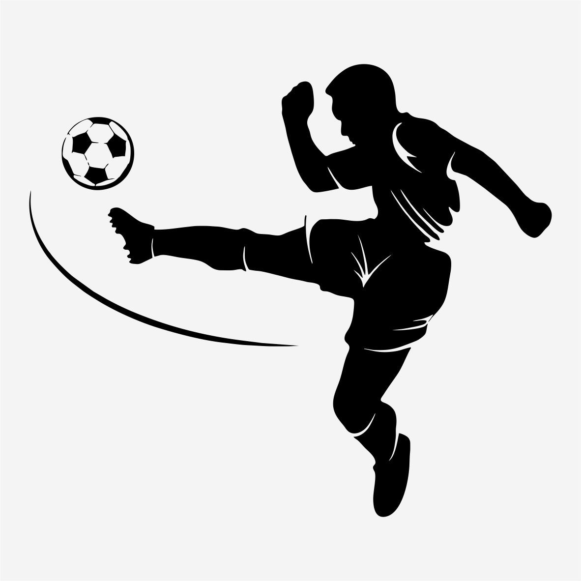 Armario Sinonimo De Arca ~ Adesivo Decorativo Futebol Esportes Jogador Bola 120cm A657 R$ 83,99 em Mercado Livre