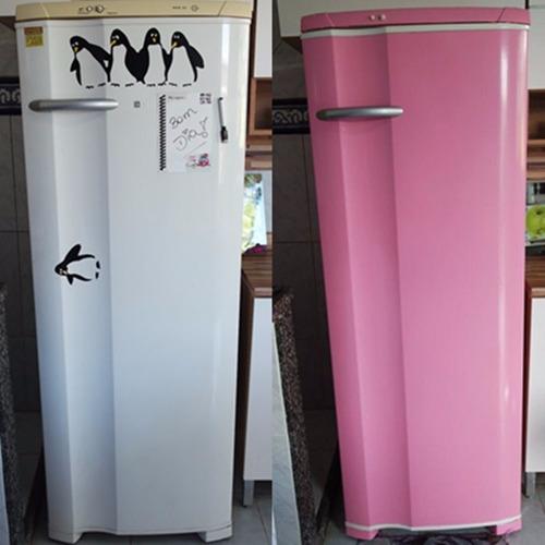 adesivo decorativo geladeira fogão móveis porta armário box