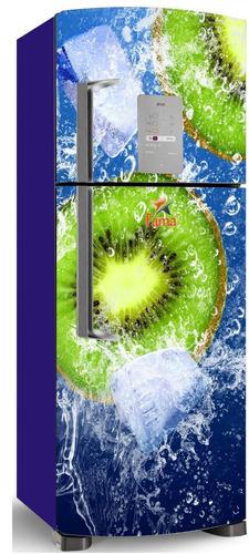 adesivo decorativo geladeira freezer envelopamento completa