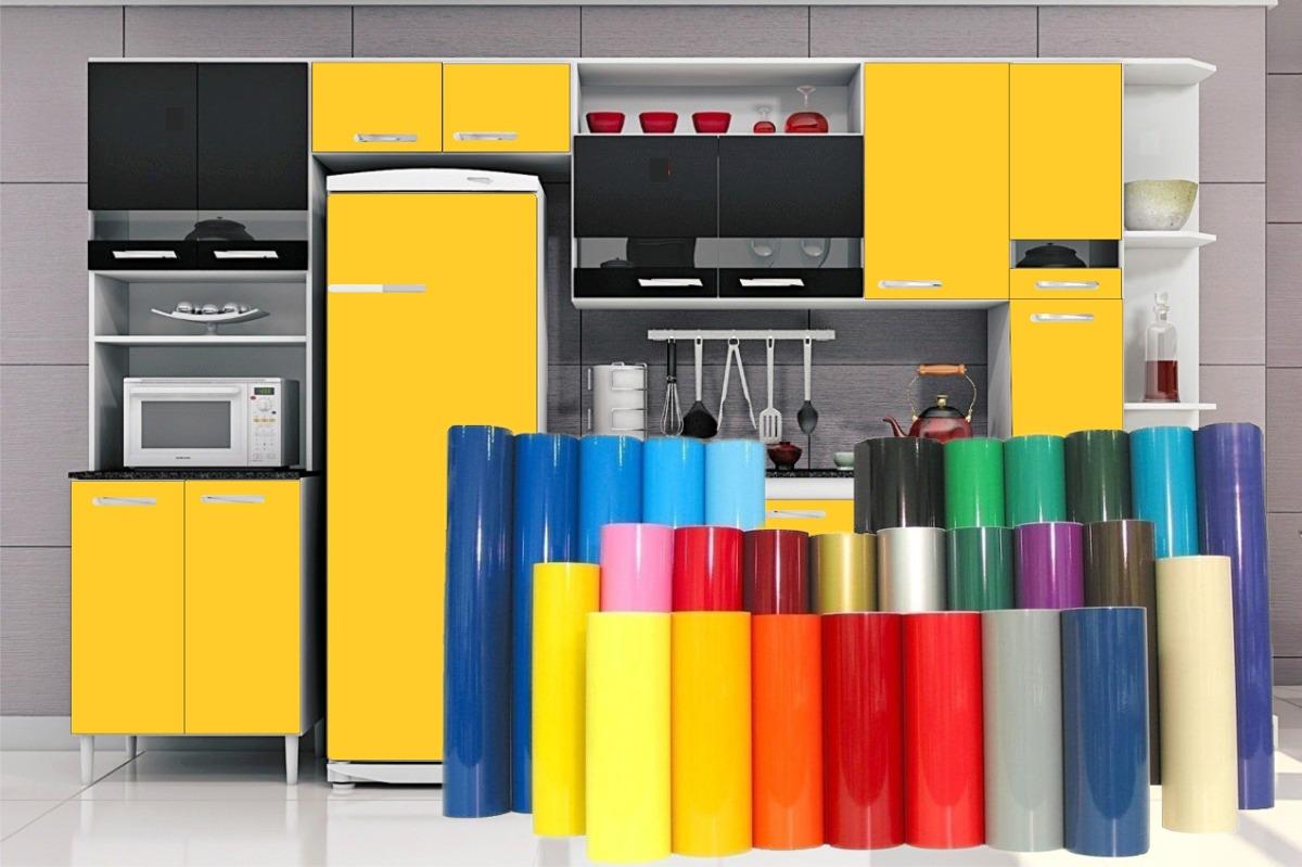 Adesivo De Unha Impresso Passo A Passo ~ Adesivo Decorativo Geladeira Parede Móveis Colorido 1m X 1m R$ 21,99 em Mercado L