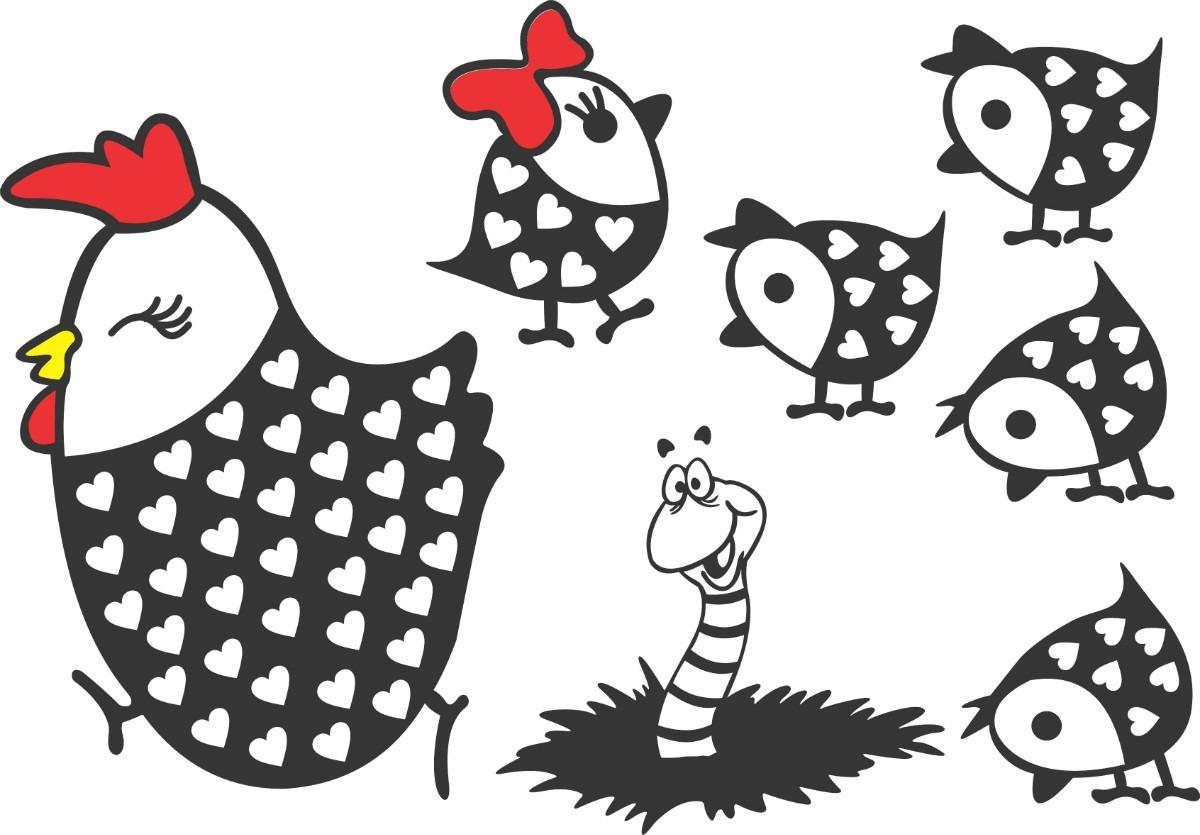 Adesivo Para Bastao De Led ~ Adesivo Decorativo Geladeira Pinguim Cozinha Galinha R$ 23,89 em Mercado Livre