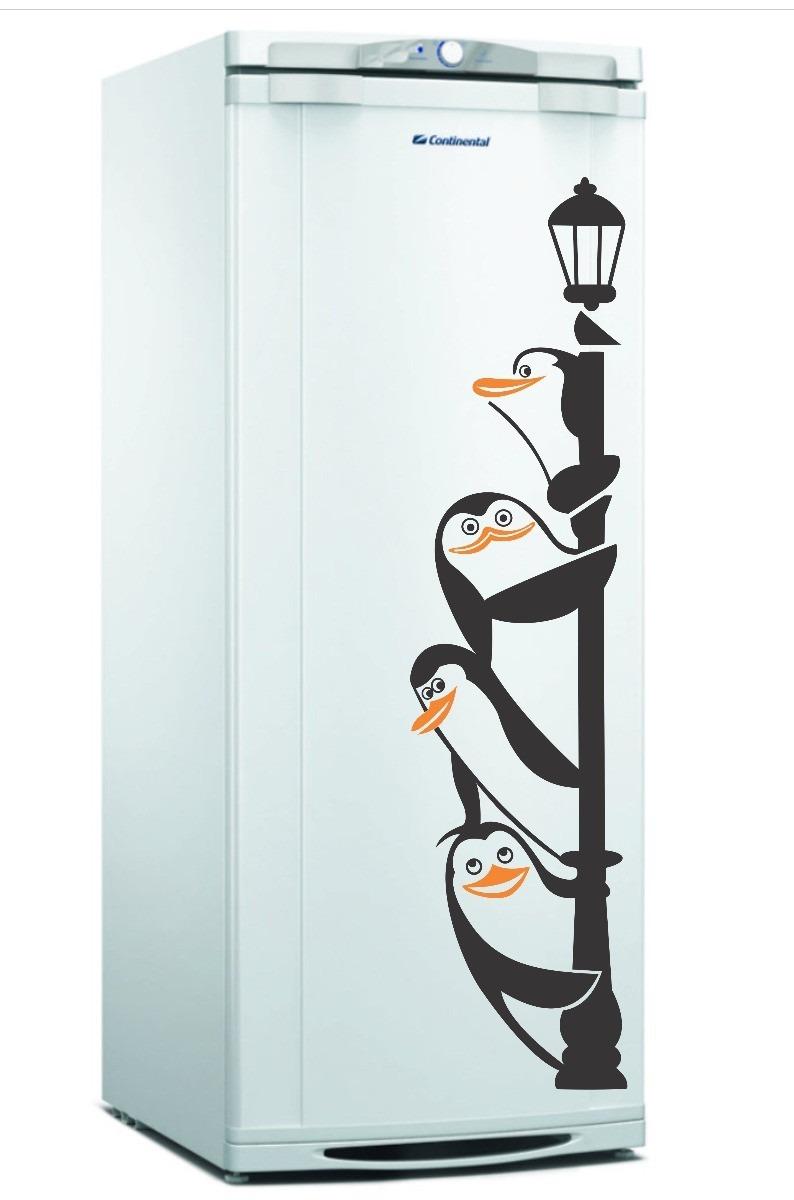 Tricolandia Artesanato Londrina ~ Adesivo Decorativo Geladeira Pinguim Pinguins De Madagascar R$ 19,99 em Mercado Livre