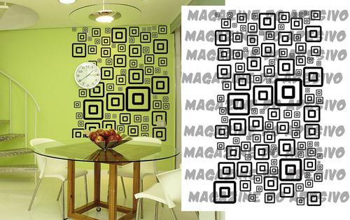 adesivo decorativo mosaicos (56x100)cm