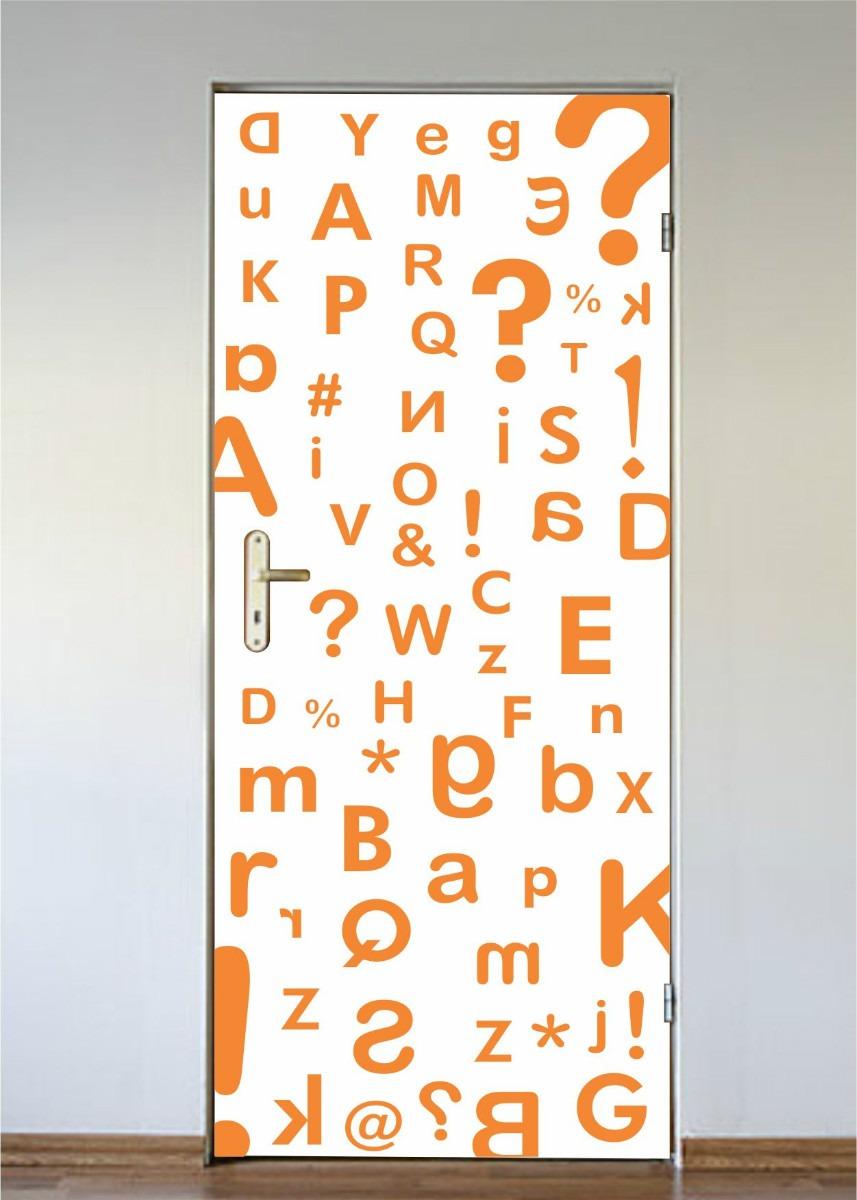 Artesanato Simples Com Eva ~ Adesivo Decorativo, P Porta De Quarto, Parede, Vidro, Etc