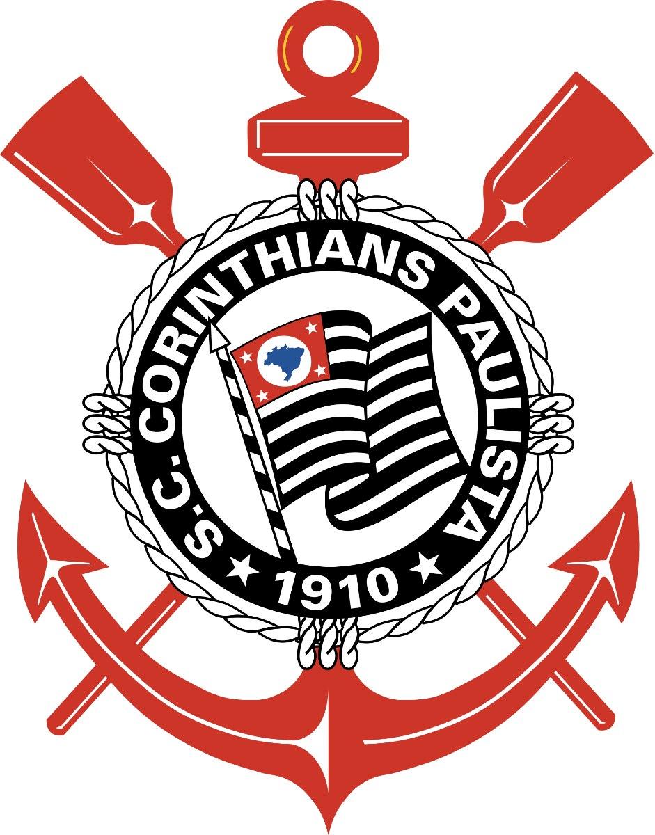 Adesivo De Parede Do Corinthians ~ Adesivo Decorativo Para Parede Corinthians E Time De Futebol R$ 50,00 em Mercado Livre