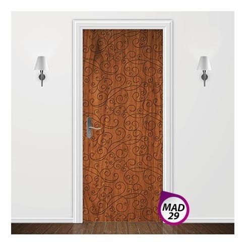 adesivo decorativo para portas em vinil estampas exclusivas