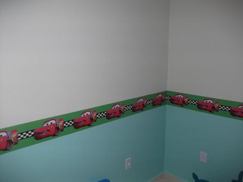 adesivo decorativo parede faixa border infantil mais brinde