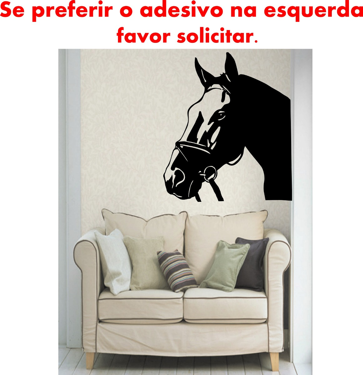 adesivo decorativo parede sala quarto cavalo cowboy rodeio. Carregando zoom. c2a43b9abca
