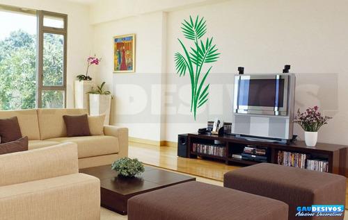 adesivo decorativos floral e plantas