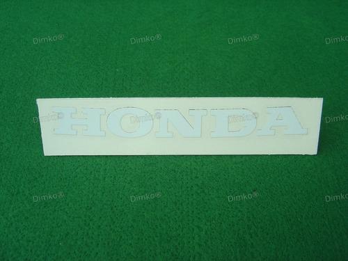 adesivo emblema honda bolha cbx 750 87 holly. frete grátis.