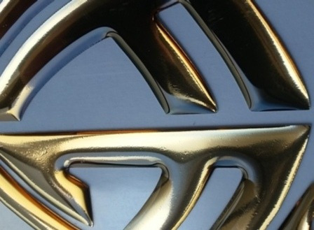 adesivo escudo da fé resinado carro moto capacete relevo
