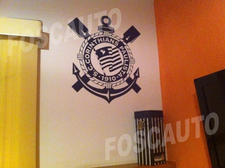 Aparador Vintage ~ Adesivo Escudo Simbolo De Times Palmeiras, Corinthians, Spfc R$ 35,00 em Mercado L