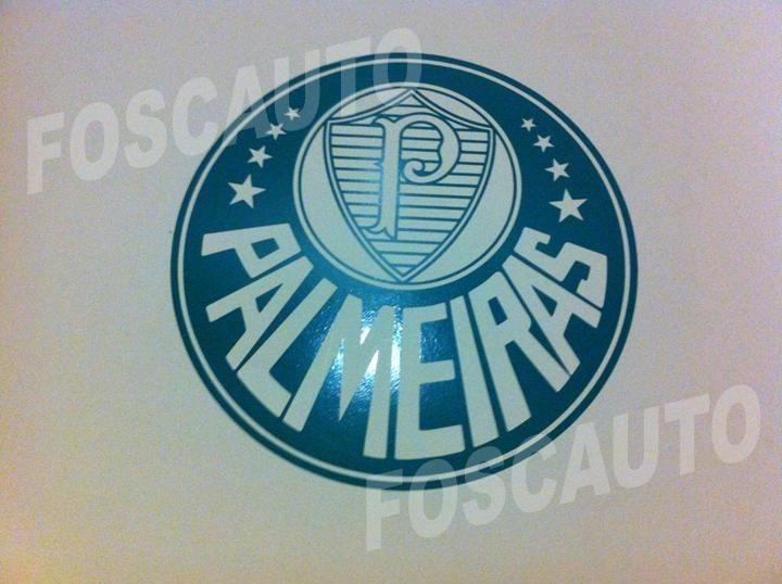 Adesivo De Parede Do Corinthians ~ Adesivo Escudo Simbolo De Times Palmeiras, Corinthians, Spfc R$ 35,00 em Mercado Livre