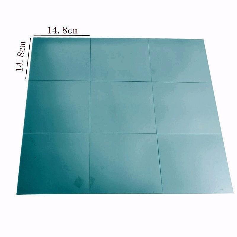Adesivo espelhado espelho de azulejo 15x15 banheiro - Azulejo 15x15 ...