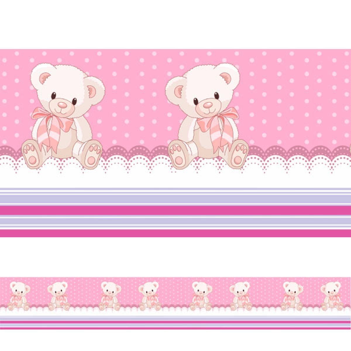 8cd326847 adesivo faixa decorativa para quarto infantil ursinho. Carregando zoom.
