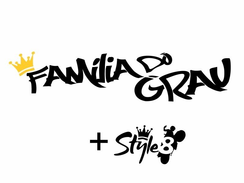 Artesanato Brasileiro Nos Estados Unidos ~ Adesivo Família Do Grau Style8 Moto Honda Yamaha R$ 8,95 em Mercado Livre
