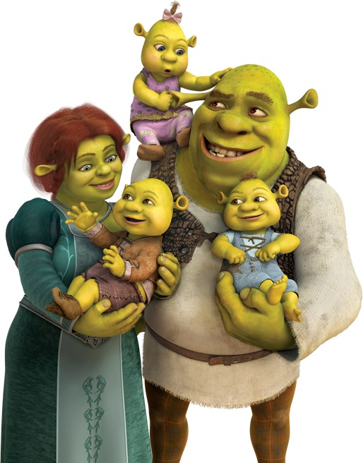 Shrek 2 imagenes fotos