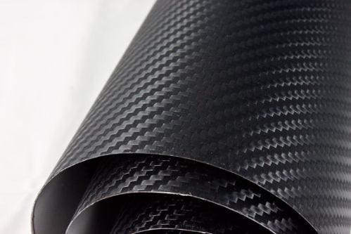 adesivo fibra de carbono 200x60cm envelopamento moldável