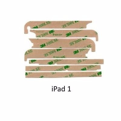 adesivo fita dupla face ipad 1 2 3 4 mini frete fixo r$ 8,90