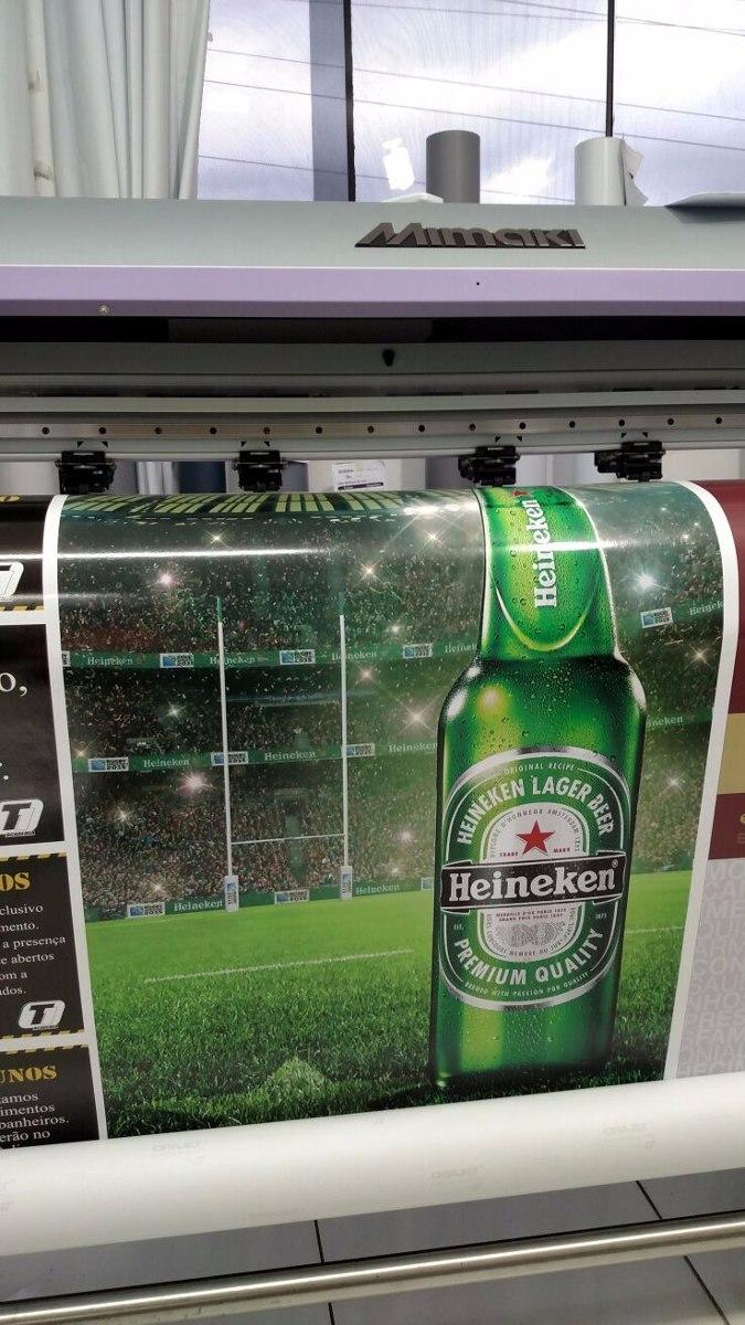 Artesãos Sinonimo ~ Adesivo Geladeira Decorativo Heineken Budweiser R$ 179,99 em Mercado Livre