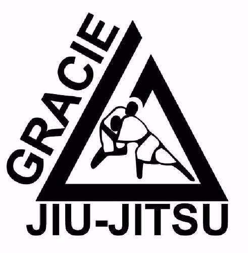 Artesanato Tiradentes Mg ~ Adesivo Gracie Jiu Jitsu Família Gracie Brasil R$ 3,99 em Mercado Livre