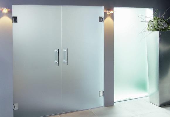Adesivo imita o de vidro jateado p box janelas portas for Adesivos p porta de vidro