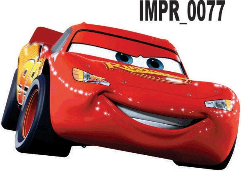 Adesivo Imp77 Infantil Desenho Disney Carros Mcqueen R 86 18 Em