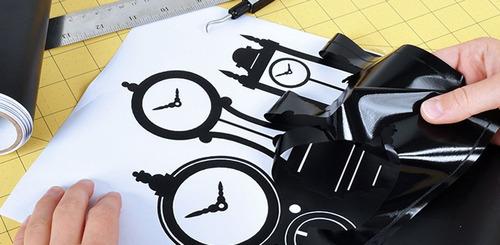 adesivo impresso com sua marca empresa negocio personalizado