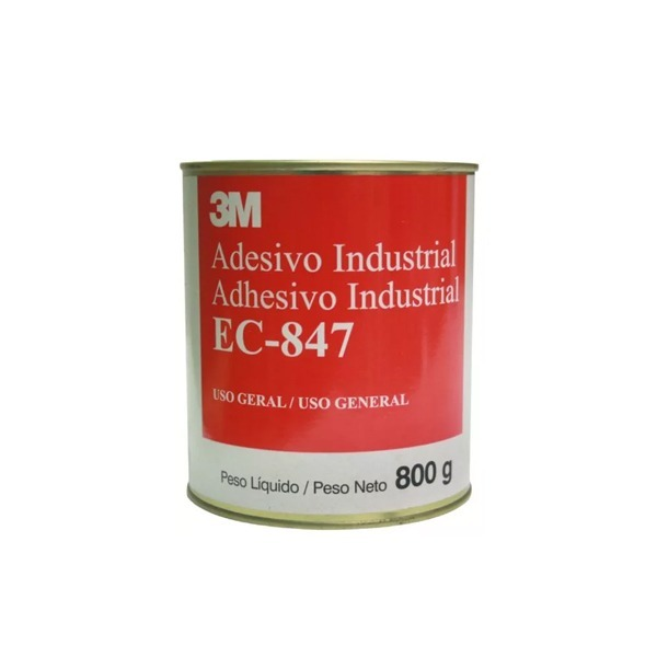 Adesivo Industrial Ec 847 3m - 800 G