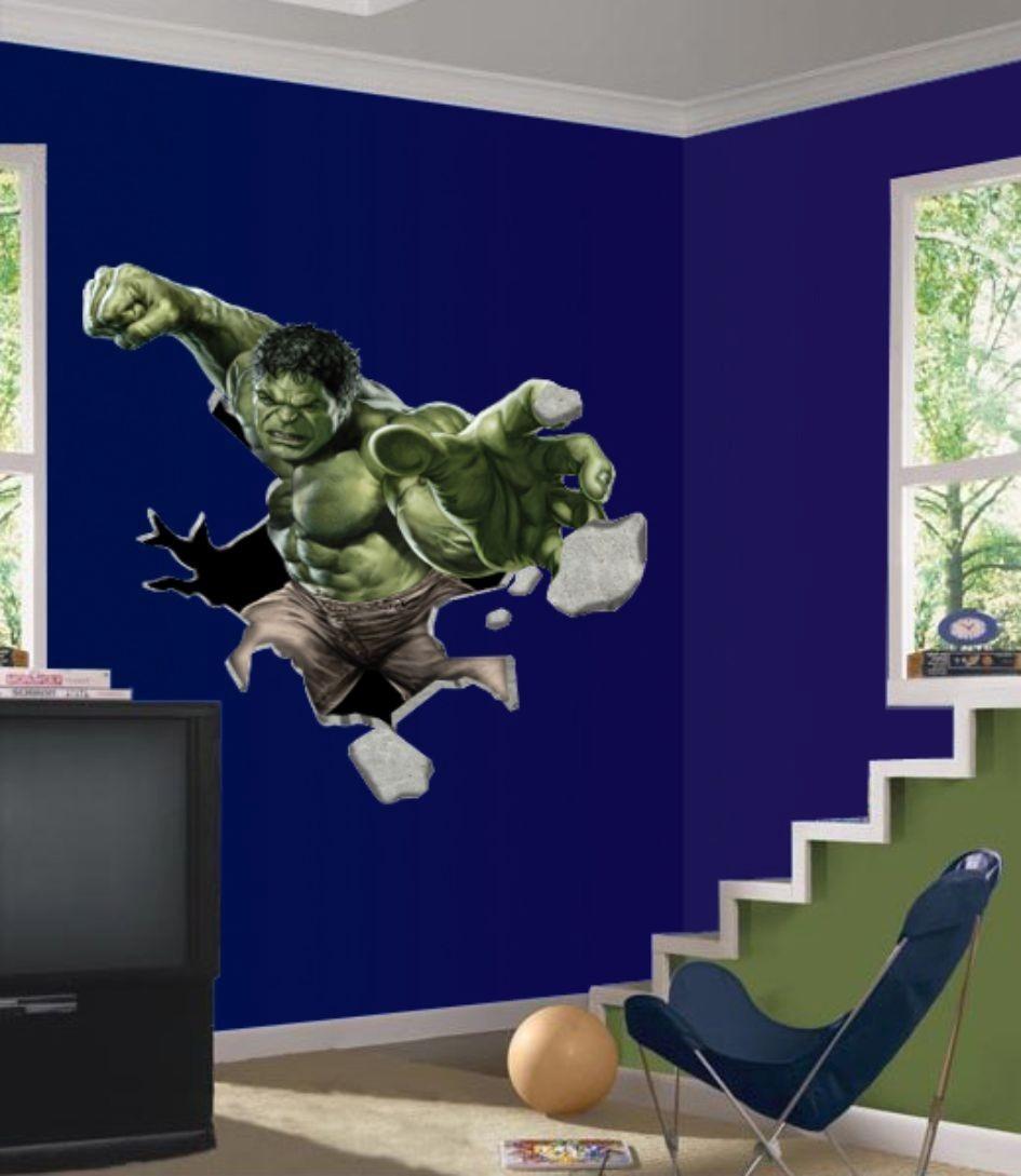 Adesivo De Quarto Infantil ~ Adesivo Infantil Homem Aranha, Batman, Homem De Ferro R$ 52,36 em Mercado Livre