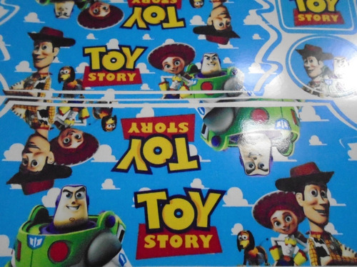 adesivo infantil toy story.