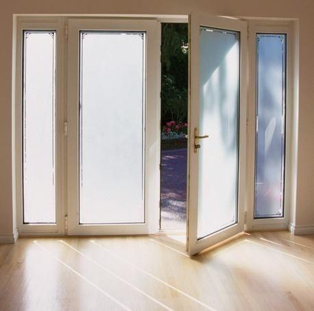 adesivo jateado box banheiro, janela, vidro, largura 6m x 1m