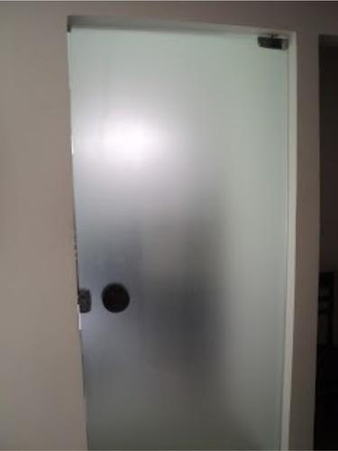 adesivo jateado box banheiro janelas vidro 10mx1m + espatula