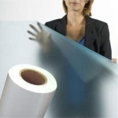 adesivo jateado para box 5m x 1m + espatula