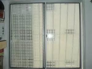 adesivo jateado quadriculado box janela, vidro 2mx1,22m