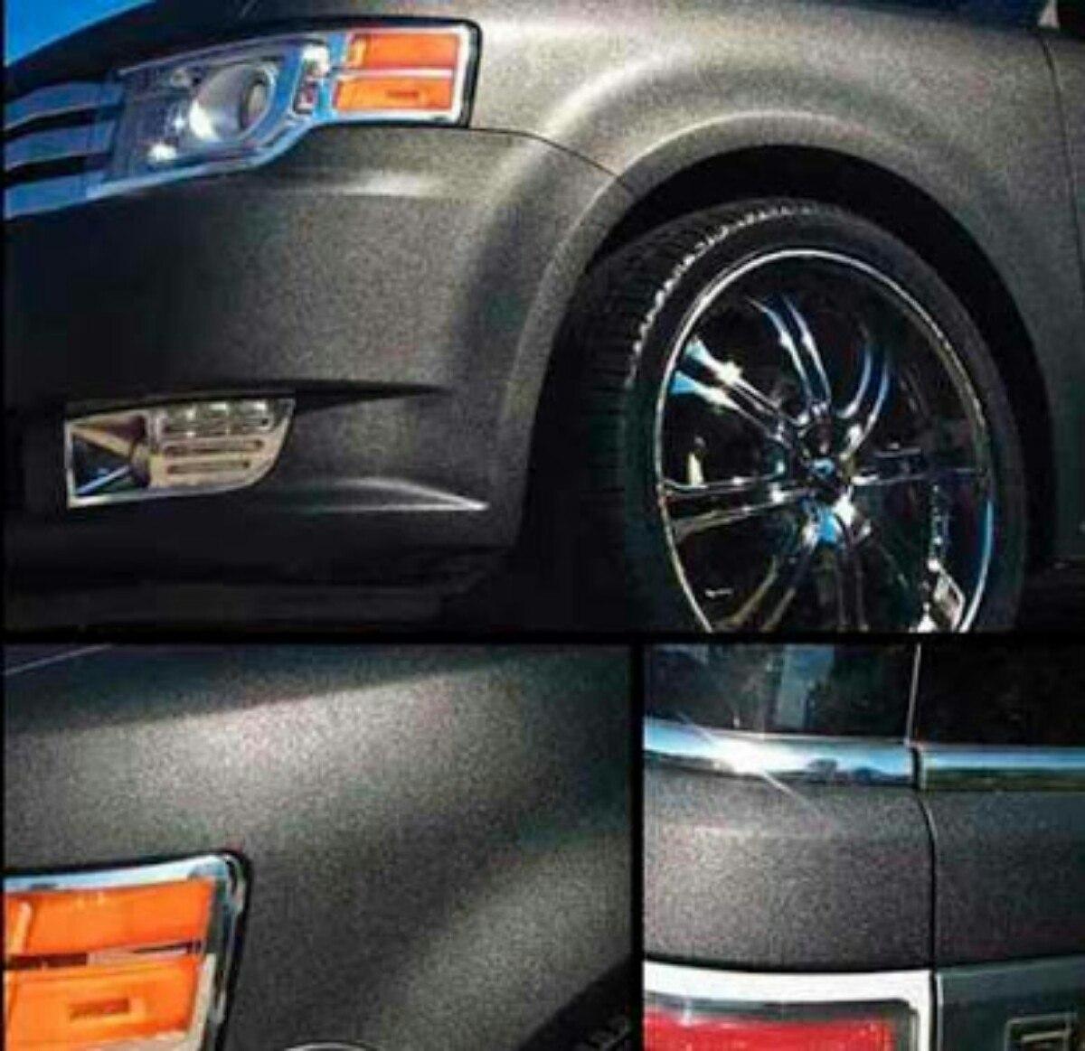 Aparador Blanco Madera Maciza ~ Adesivo Krusher Color Envelopamento Automotivo Lançamento