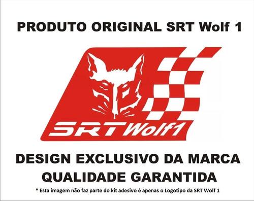 adesivo lateral novo fox 2016 kit  racing tuning carros la