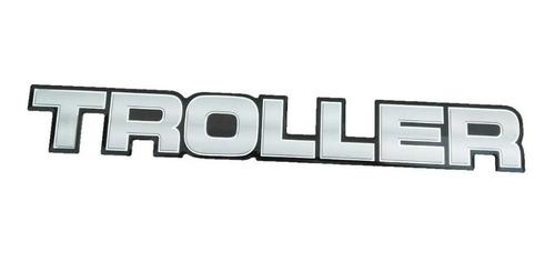 adesivo lateral troller 2009/2014