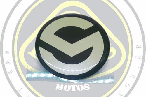 adesivo logo frontal dafra citycom 300s resinado 021034