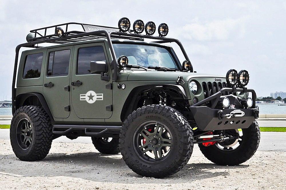 Off Road Jeep >> Adesivo Militar Para Jeep Renegade E Troller - R$ 18,80 em Mercado Livre