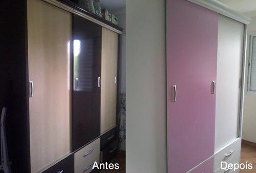 adesivo móveis casa