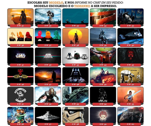 adesivo notebook star wars: episode ix rey luke skywalker