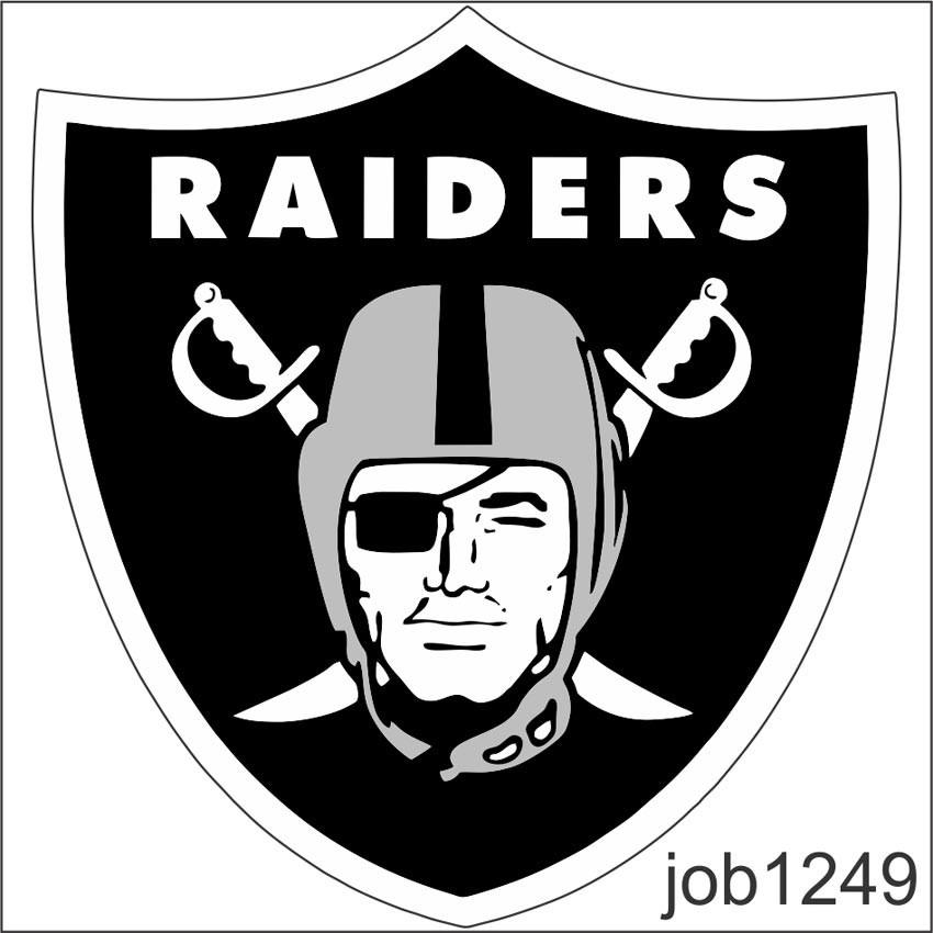 0a2b41ccf adesivo oakland raiders futebol americano time job1249. Carregando zoom.