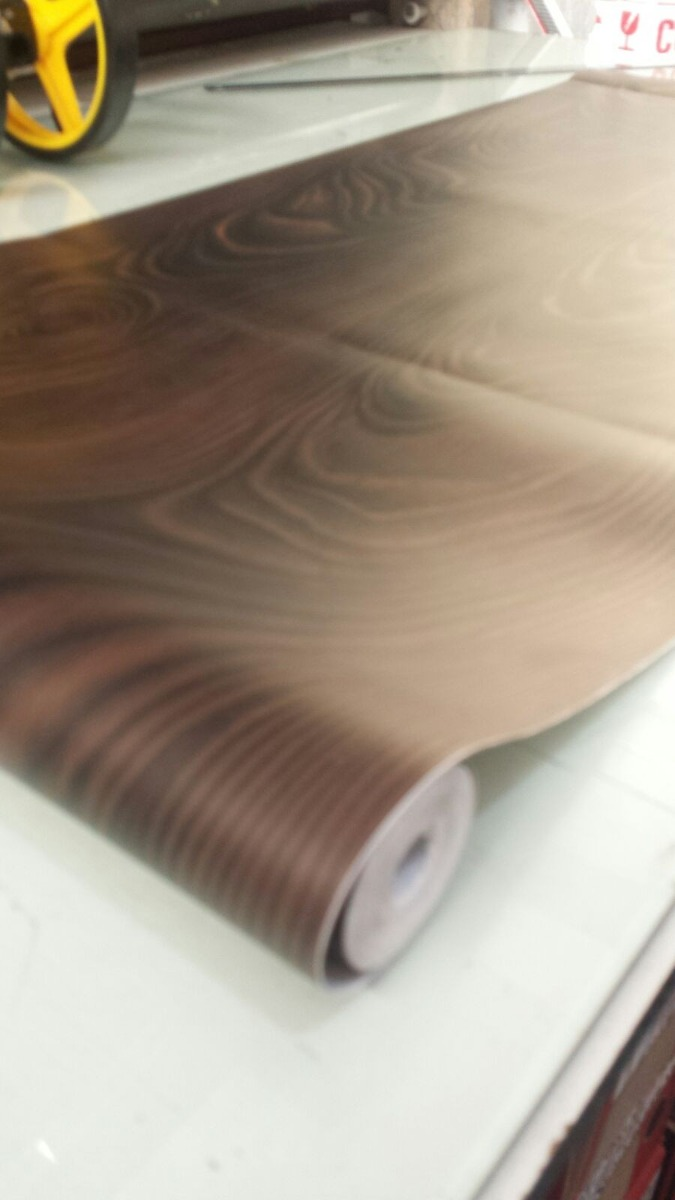 Armario Lavadora Exterior ~ Adesivo Papel De Parede Decorado Madeira Jacaranda 45cmx10mt R$ 29,99 em Mercado Livre