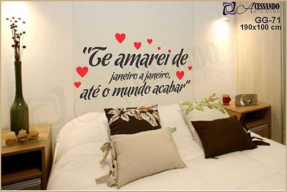 Armario Branco E Vermelho ~ Adesivo Papel De Parede Romantico Exclusivo Para Sala