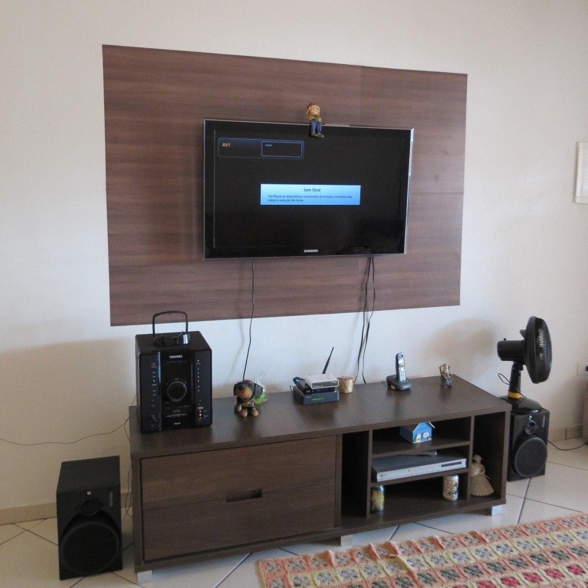 Adesivo Papel De Parede Texturas Pedras Madeira E Listras R 75  -> Adesivos Para Parede Sala De Tv