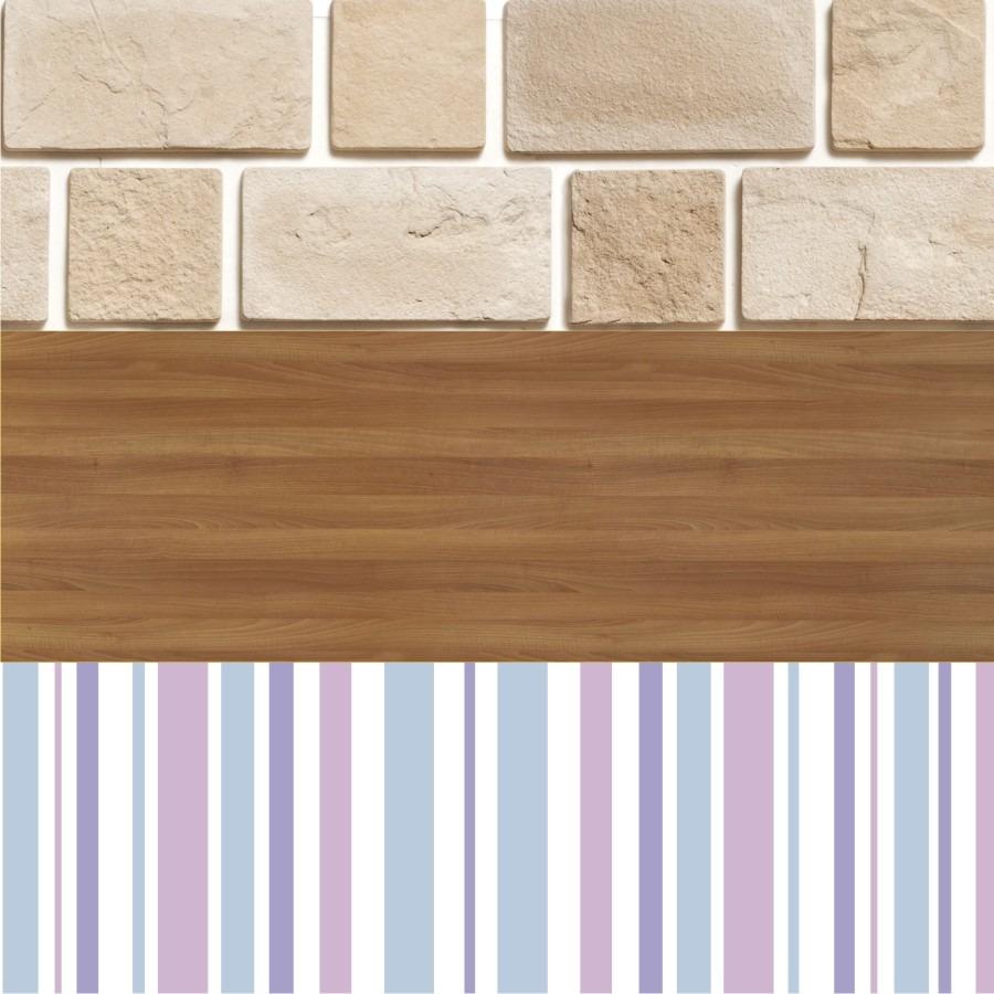 Adesivo Papel De Parede Texturas Pedras Madeira E Listras R 75  -> Papel De Parede Para Sala Quanto Custa